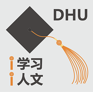 Graphics - Logo of An Official Wechat ID in Donghua University